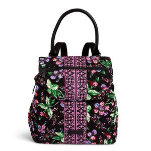 Vera Bradley Change It Up Backpack Winter Berry